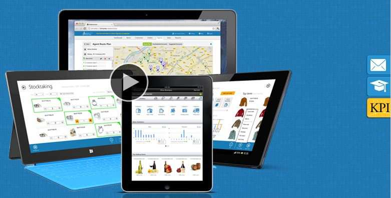 Neue  Mobil Plattform WRNTY  für SAP Business One