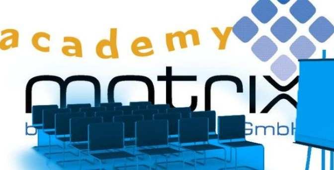 matrix academy im zweiten Halbjahr – neue Termine Schulung SAP Business One