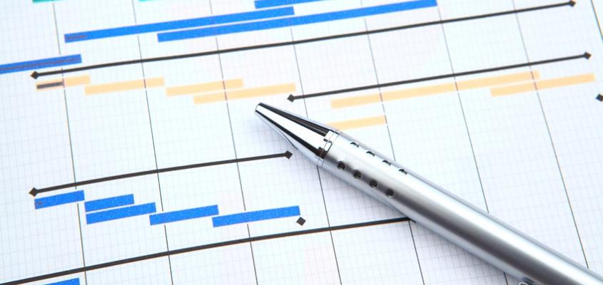 Ganttplanungssoftware als Baustein für SAP Business One