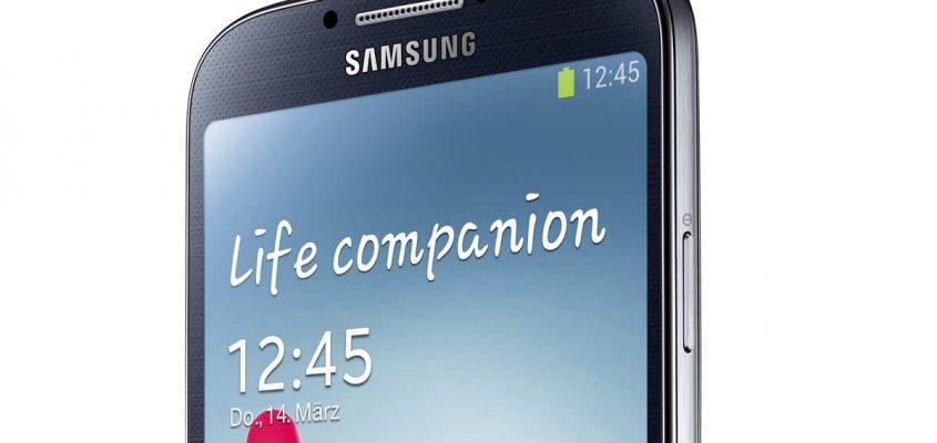 SAP und Samsung machen gemeinsame Sache