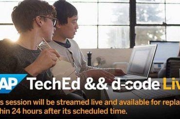 SAP_B1_TechEd