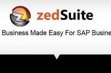 ZedSuite_SAP_B1