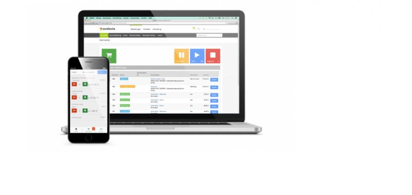 """Einkauf wie """"die Großen""""  in SAP Business One mit dem andavis ordermanager"""