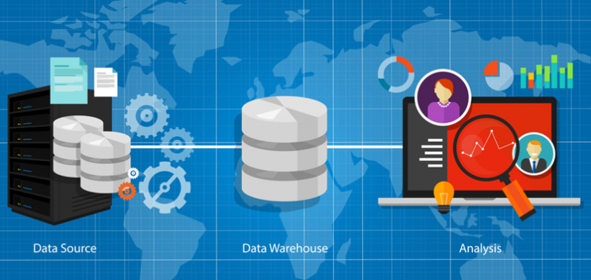 Was ist ein Data-Warehouse?