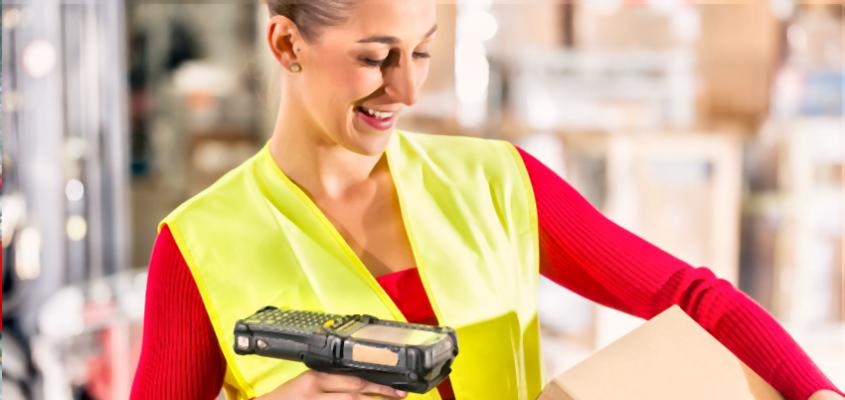 Weitere mobile Lagerlösung für SAP Business One
