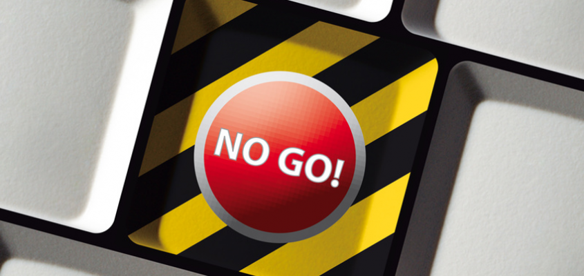 Die großen ERP Projekt No-Go's