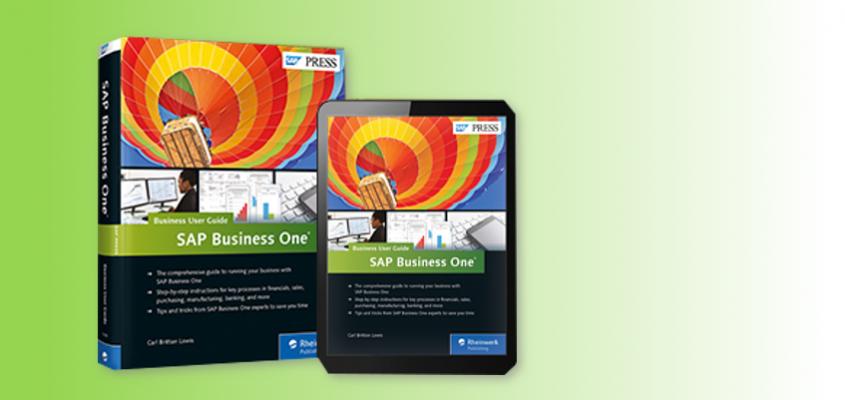 User Guide für SAP Business One