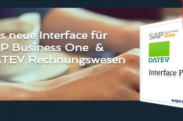 DATEV_SAP_BUSINESS_ONE_INTERFACE_PRO