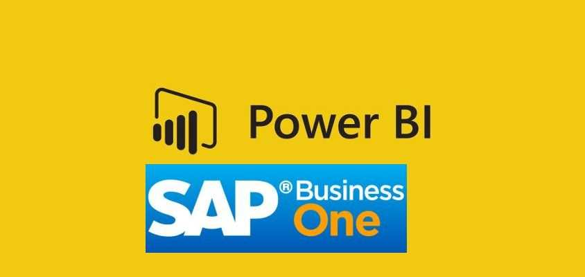 MS Power Bi für SAP Business One