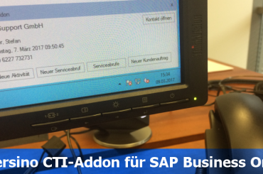 SAP_Business_One_CTI_Addon