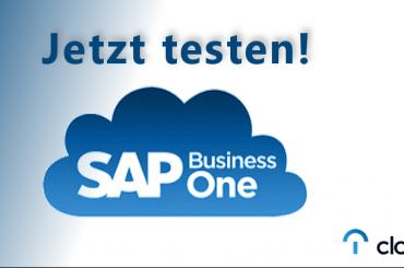 SAP Business One Cloud testen