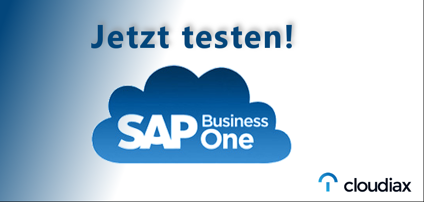 SAP Business One Cloud testen
