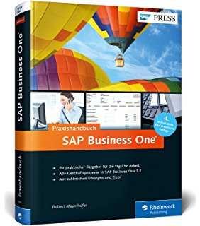 SAP Business One Handbuch deutsch