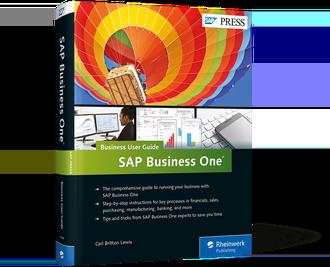 SAP Business One Handbuch
