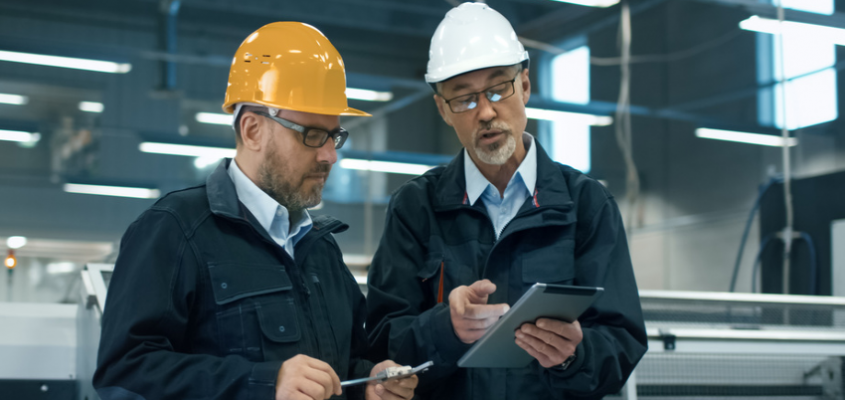 ERP im Maschinenbau: Eine anspruchsvolle Branche