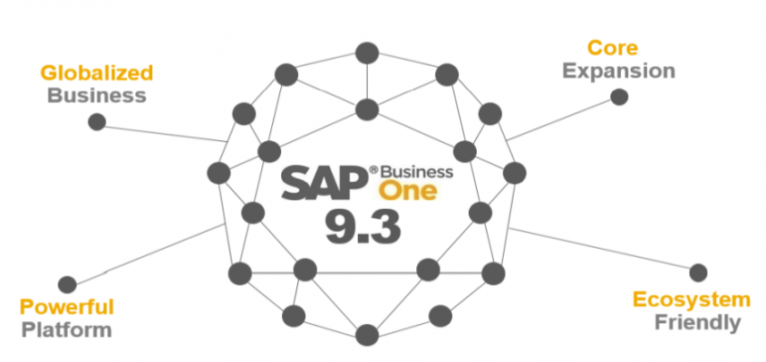 SAP Business One 9.3 Neuheiten im Detail / Teil 1