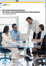 SAP Business One Brochüre
