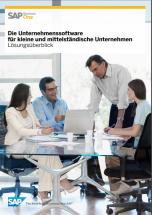 SAP Business One Brochüre