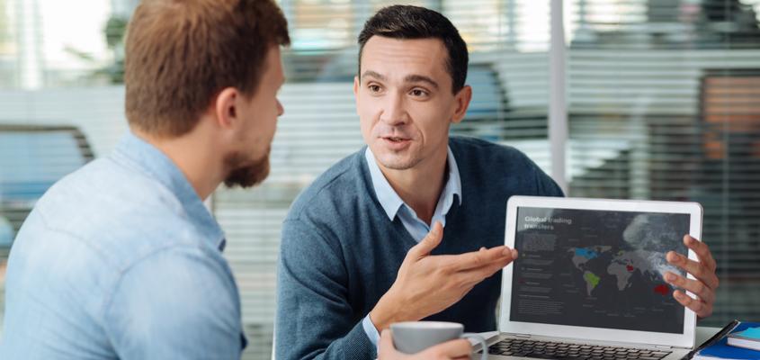 SAP Business One Partner und Kunde müssen sich finden