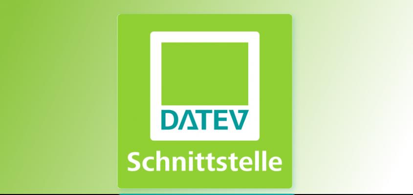 DATEV Format: Datenübertragung via DATEV