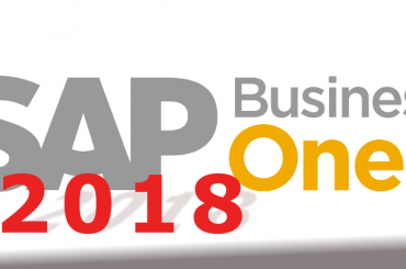 sap business one 2018
