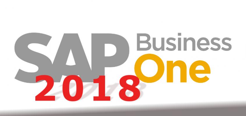 SAP Business One 2018 – Eine Vorschau