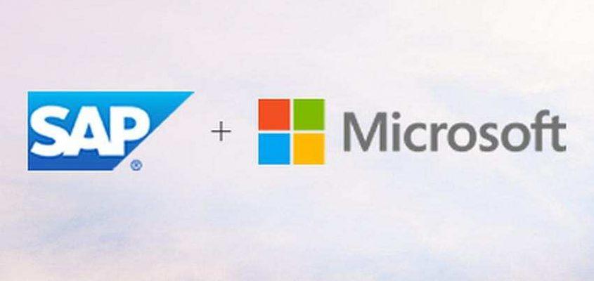 SAP und Microsoft beschließen engere Zusammenarbeit