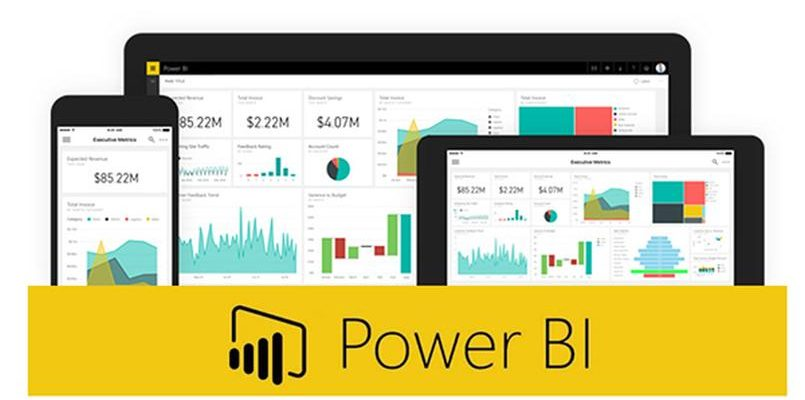 Datenanalyse mit Microsoft Power BI