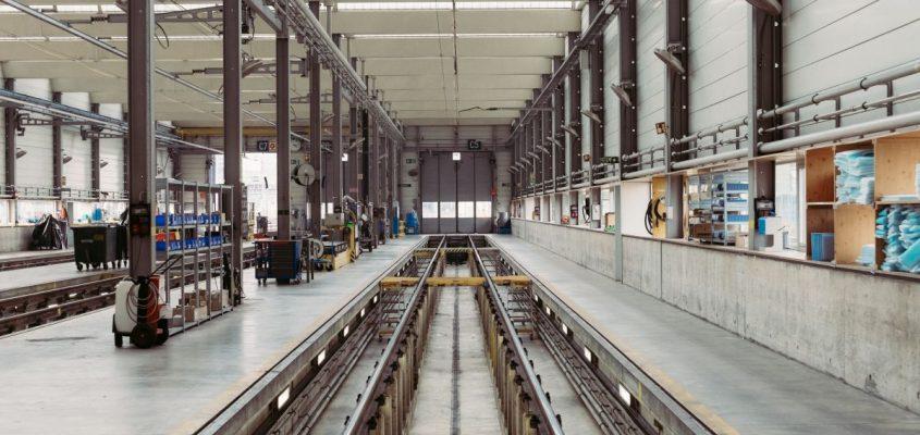 Maschinen- und Anlagenbau: erste Schritte in die Industrie 4.0