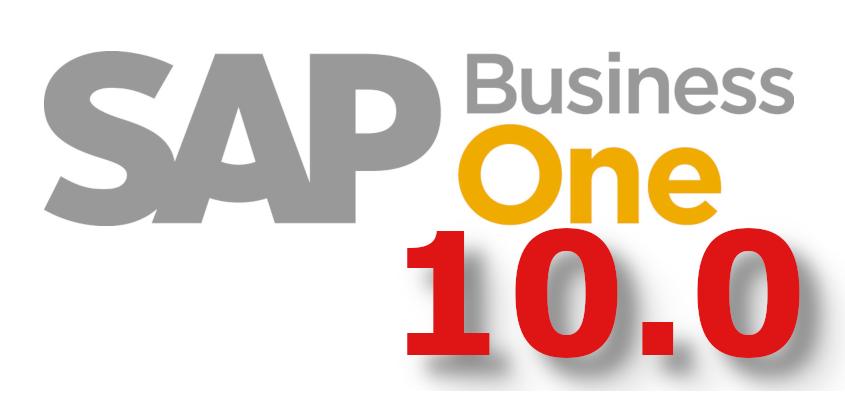 Neuheiten in SAP Business One 10.0