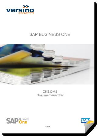 CKS.DMS SAP B1