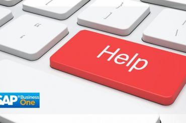 SAP Business One Hilfe