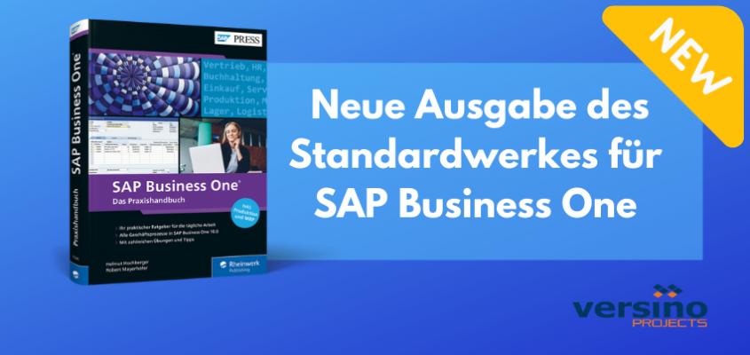 SAP Business One – Das Praxishandbuch Nr. 5