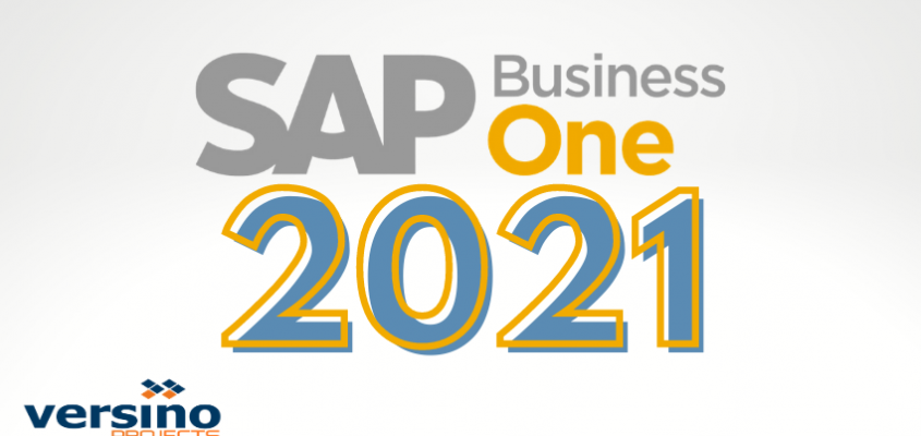 SAP Business One 2021