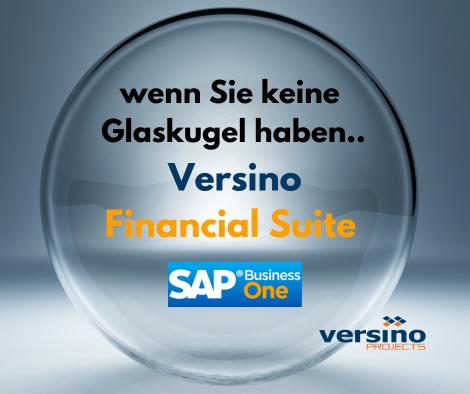 Versino Financial Suite