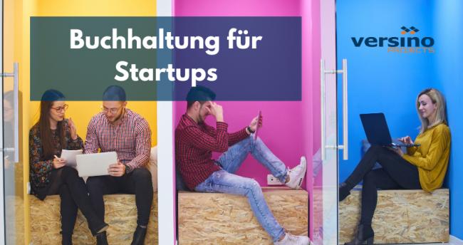 Buchhaltung für Startups